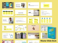 Design Sprint Master Slide Deck