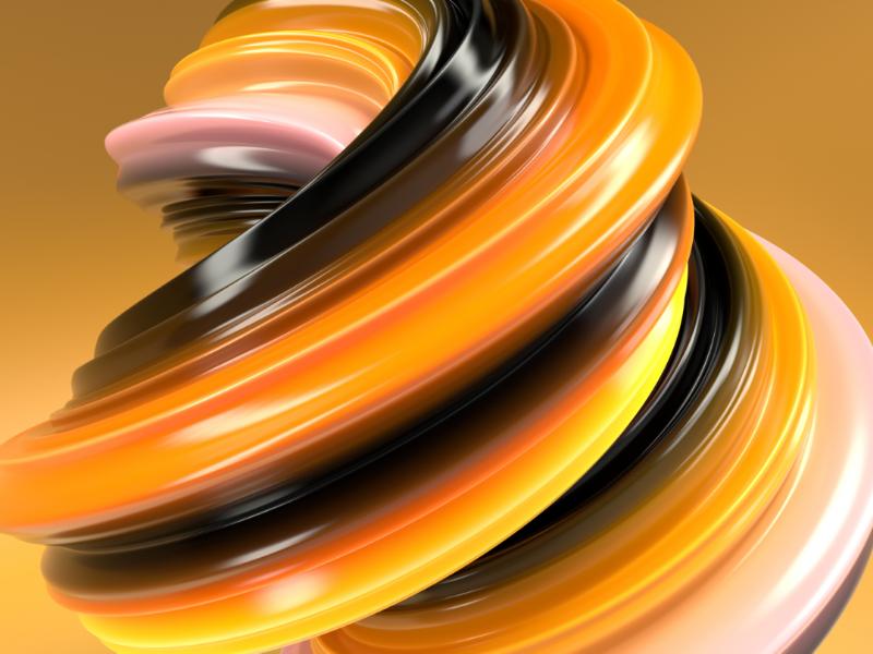 🍦🔥 render abstractart cinema4d 3d redshift
