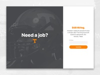 Daily UI challenge #03 — Landing Page