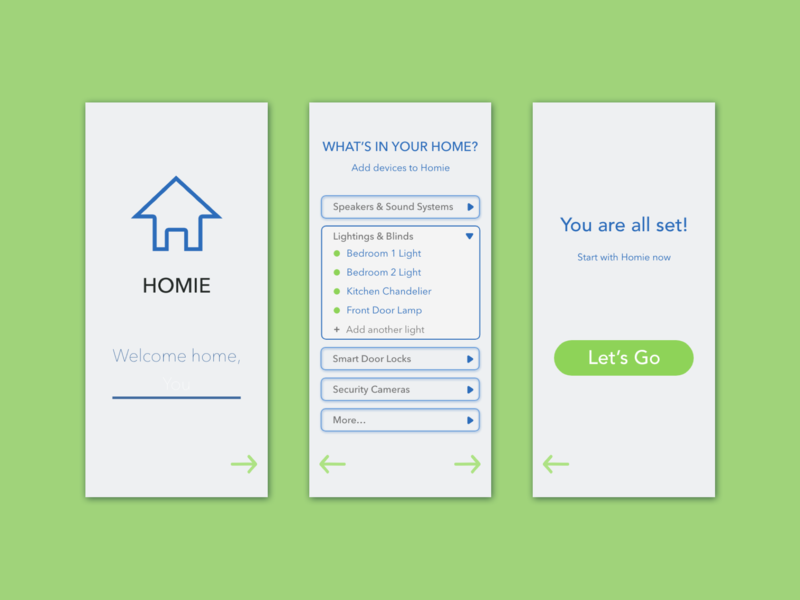Daily UI  Design Challenge 23: Onboarding onboarding ui onboarding appdesign smart home iot calm app adobexd 100daychallenge 100 day challenge ux ui design dailyui
