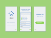 Daily UI  Design Challenge 23: Onboarding