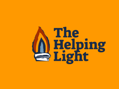 The Helping Light Logo Design
