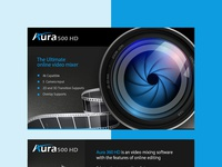 Aura Desktop Application for Video Editor
