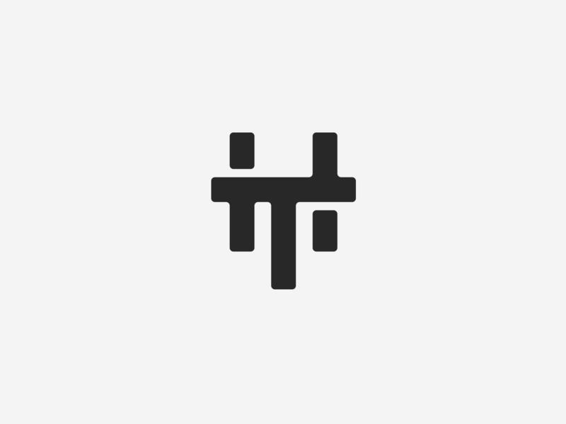 HT monogram 5 monogram letter mark monogram design monogram logo monograms monogram lettering branding typography design logotype logo designer logo deisgn logo