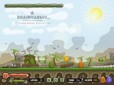 Stone Age Rush - Game Preview