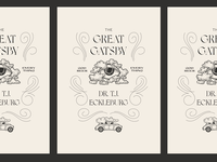 Great Gatsby Poster Series 2 poster art type study great gatsby book flourishes typography poster
