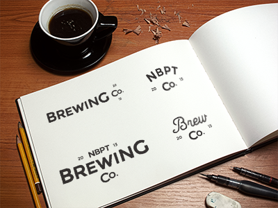 Brewsketches