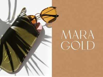 Maragold Designs bags pouches purses fashion leather design mark logo brand branding