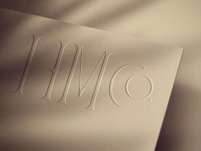 HM Co. Branding freelance mark logo brand branding typography