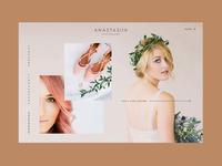 Anastasiia Homepage
