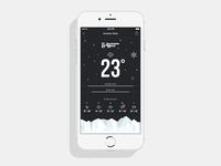 Stash App - Resort Screen