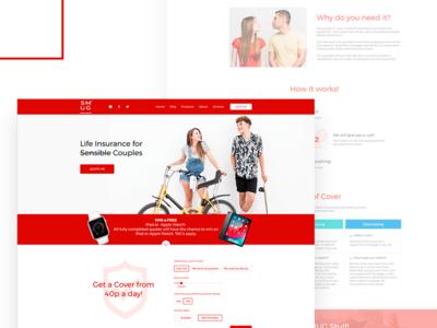 SMUG website redesign