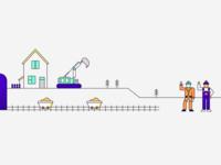 Mining illustration