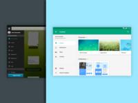 Showpad for Android: Homescreen Evolution