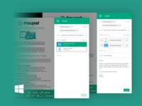 Showpad for Windows: Sharing Files