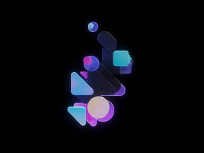 Framer Learn - Logo process icon octane illustration cinema4d animation framer x framer design branding 3d