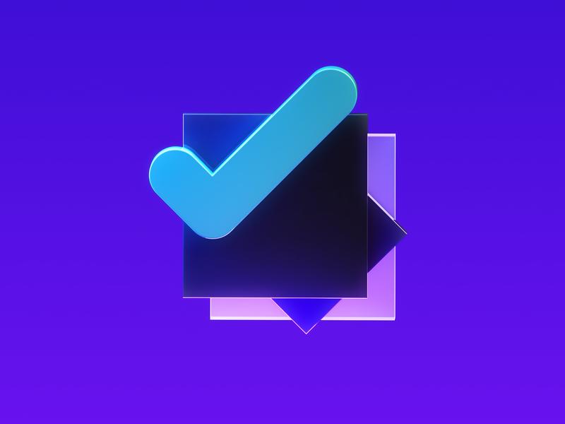 Framer Learn - Iconography 1 vector octane illustration icon cinema4d framer x framer design branding 3d