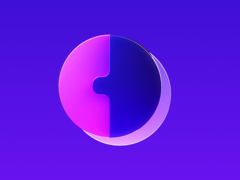 Framer Learn - Iconography 5 logo octane illustration icon cinema4d framer x framer design branding 3d