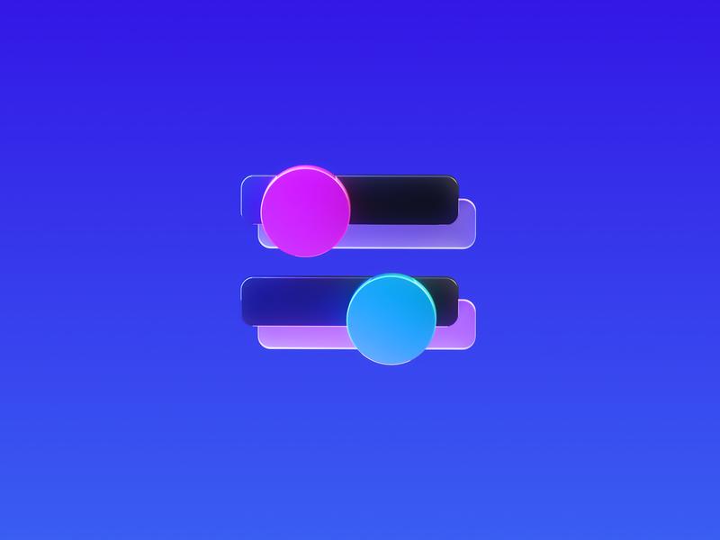Framer Learn - Iconography 8 logo octane illustration icon cinema4d framer x framer design branding 3d
