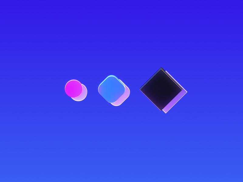 Framer Learn - Iconography 11 logo octane illustration icon cinema4d framer x framer design branding 3d