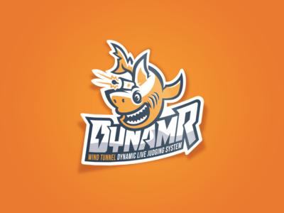 DynamR logo