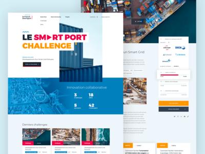 Smart Port Challenge UI
