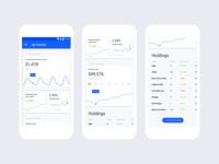 Dividend Tracker App