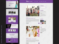 Energize Fitness – Erica Suter Website Design and Development