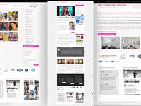 Dr Cat Begovic Fitness Website Design