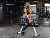 Women Fitness Photography 17 | Natalie Minh Photography