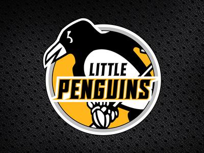 Little Penguins Logo Crest
