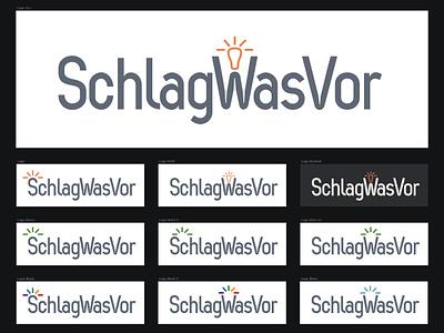 "Logodesign ""SchlagWasVor"" logodesign schlawavor cx cyphersx"