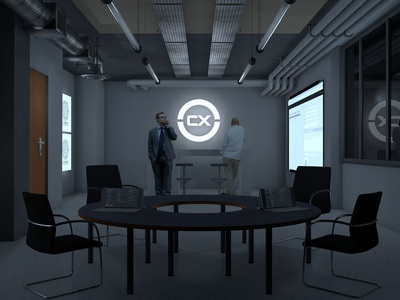 The Office cinema 4d