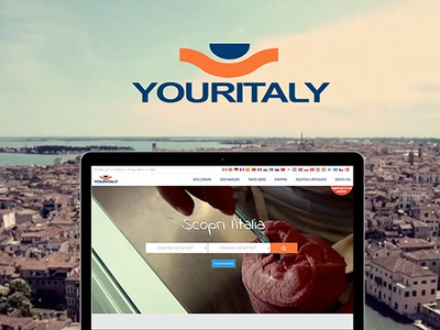 Youritaly - Web Design html css html website web deisgn webdesign