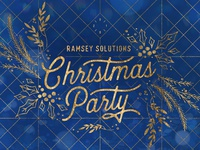 2018 Ramsey Christmas Party Logo