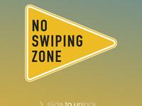 No Swipe