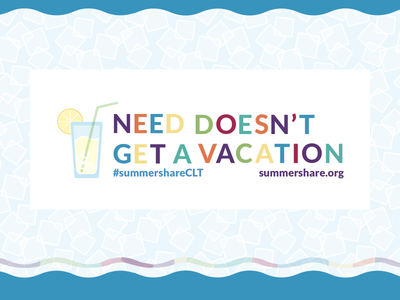 SummerSHARE 2016 summershareclt share charlotte summer non-profit nc charlotte nonprofit