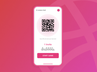Free Invite to Dribbble design dayliui debut mobile ui mobile free invite ticket give giveaway invitation invite dribble invite dribbleinvite dribble
