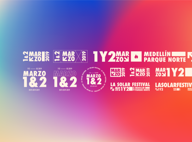 La Solar 2019 | Posters festival art direction graphic design design poster icon