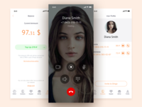 iOS Application for Voice and Video Call – Dingo