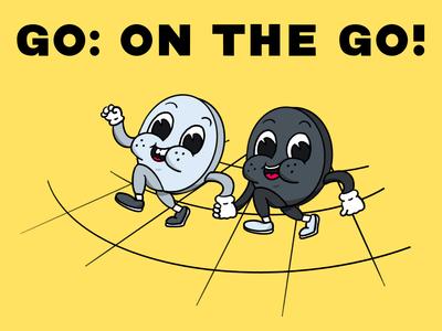 Go On The Go