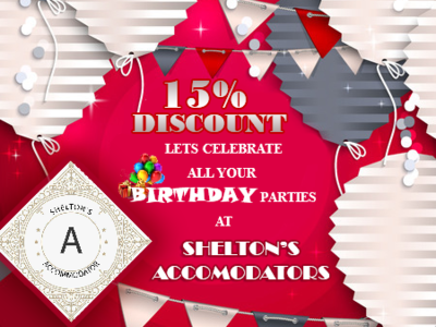 Birthday Party's offers