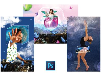 Surreal Collages V.1