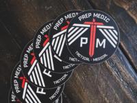 PrepMedic Sticker