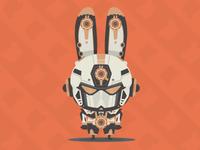 rabbit hero