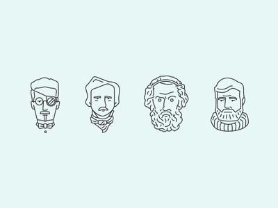 Literary Greats