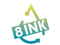 8 Ink Logo