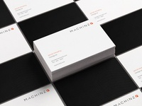 MachineQ Business Cards