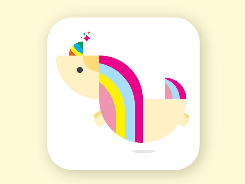 Unicorn unicorn fantasy art color cupcake characterdesign adobe ad design vector illustration art direction graphic design