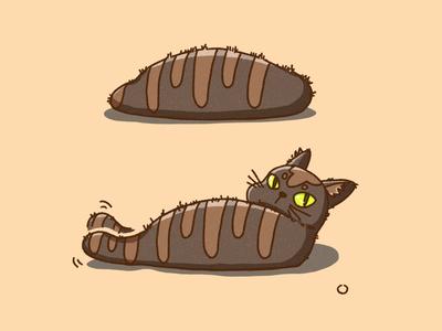 Kitty worm ニャンニャン虫